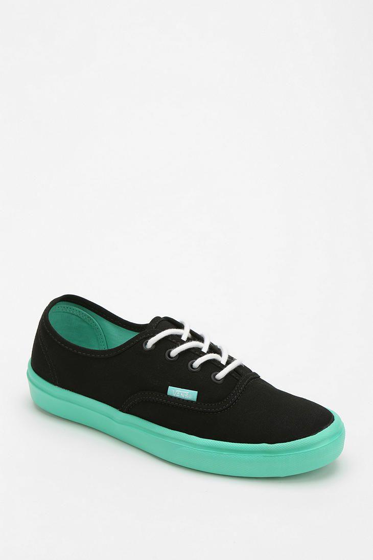vans authentic black sole womens sneaker nz