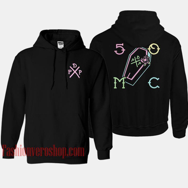 Pewdiepie 50 MC Men/'s Black Hoodie