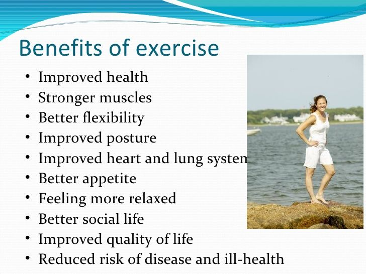 Health Benefits of Regular Exercise | Health, Regular ...