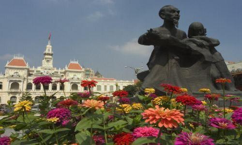 Ciudad De Ho Chi Minh Vietnam Paquete De Viajes Vietnam Vietnam
