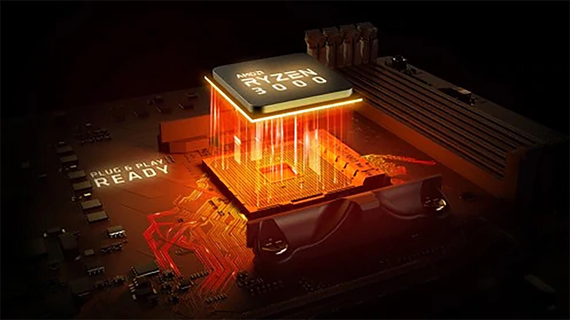 Amd Is Discharging Its 7nm Ryzen 3000 Cpus On 7 7 Pentoz Technology Amd Gaming Chip Processor