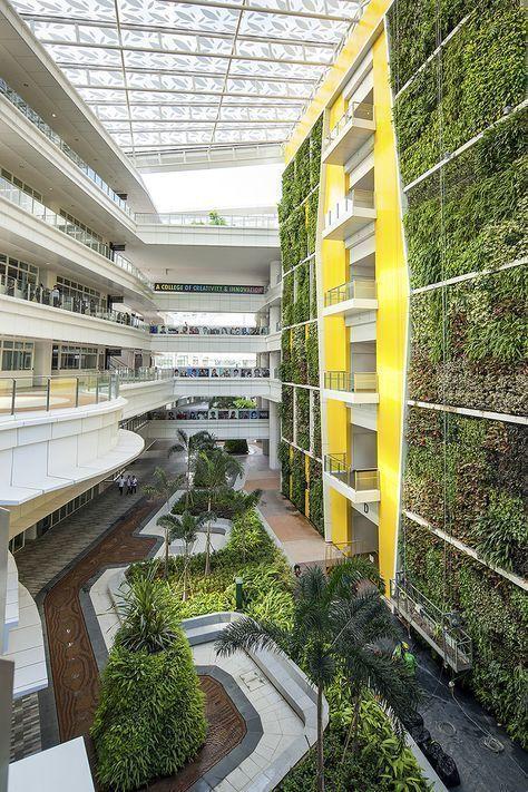 Institute of Technical Education, Singapore. Landscape ...