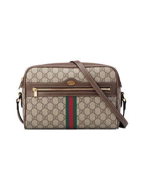a2a0f15899433a Ophidia GG Supreme small belt bag | shopping wishlist - luxury | Bags,  Designer belt bag, Fashion