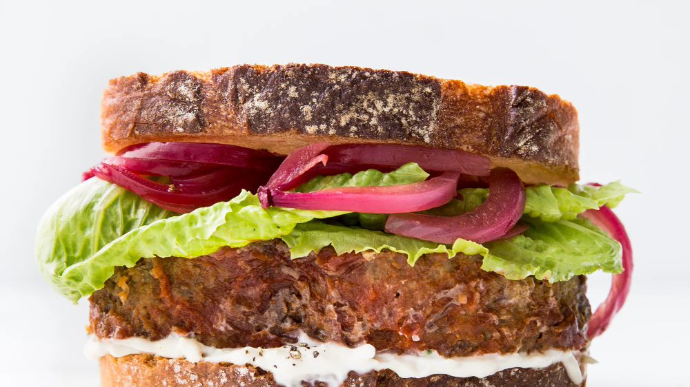 The Right Way To Make A Meatloaf Sandwich Because There Is A Right Way Meatloaf Sandwich Meatloaf Meatloaf Sandwich Recipe