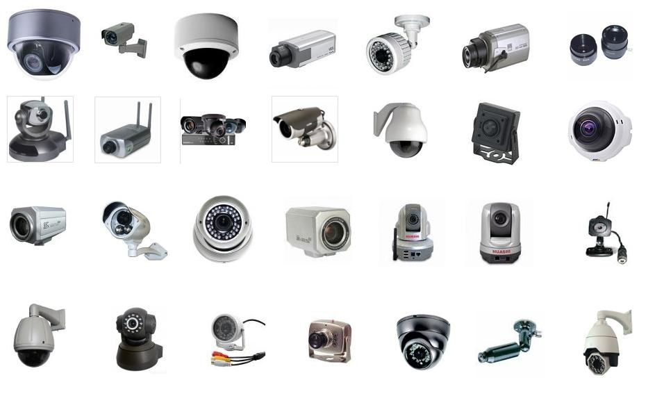 Closed circuit TV, CCTV, doesn't require an introduction