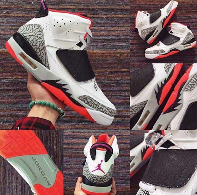 Nike Air Jordan Fils De Mars 2015