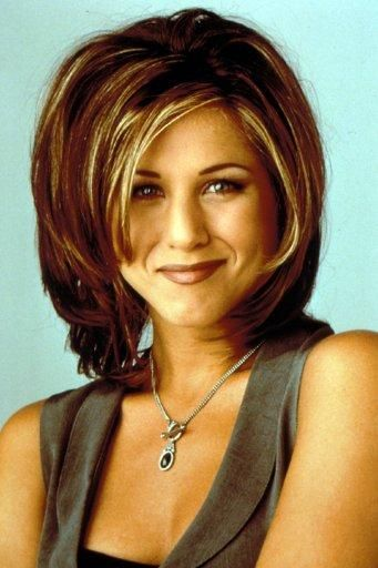 The Impact Of Rachel Greens Ever Changing Hair Pinterest