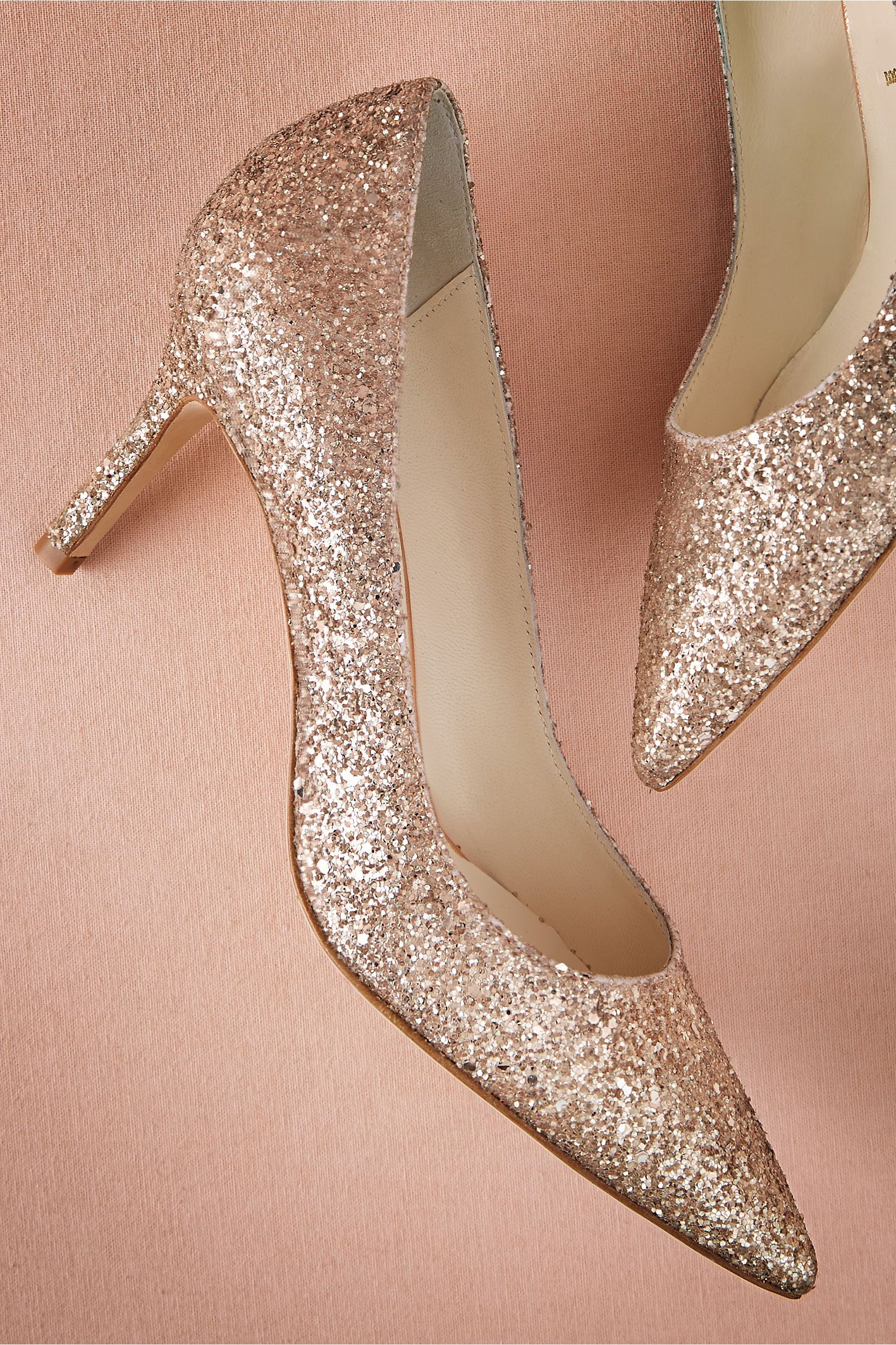 Vivacite Heels from BHLDN (=)