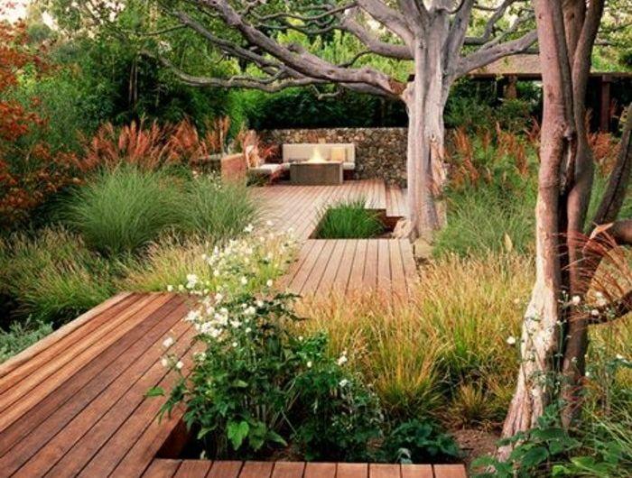 50 Moderne Gartengestaltung Ideen: 1001 + Ideen Für Moderne Gartengestaltung Zum Genießen An