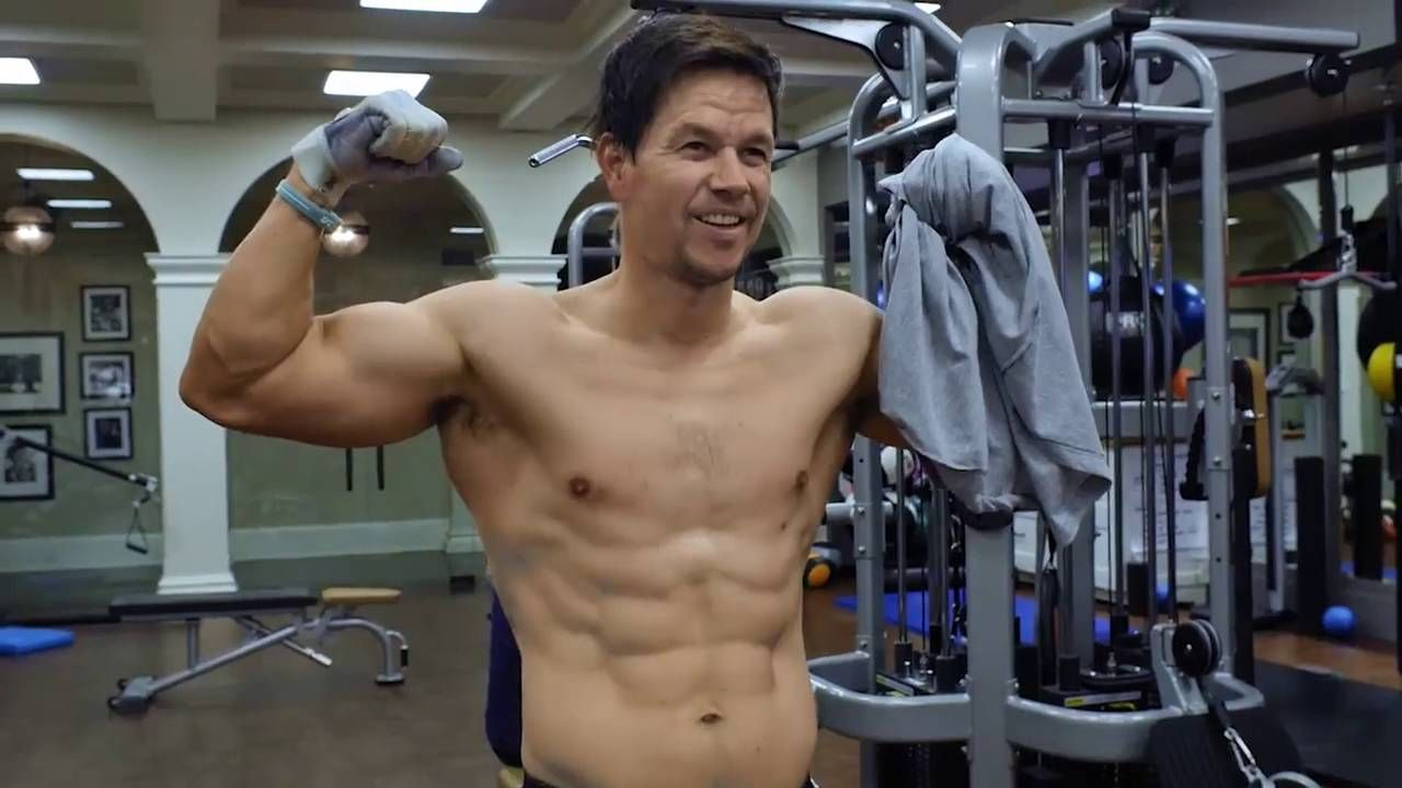 Mark wahlberg workout   Entrainement  Pinterest  Mark wahlberg
