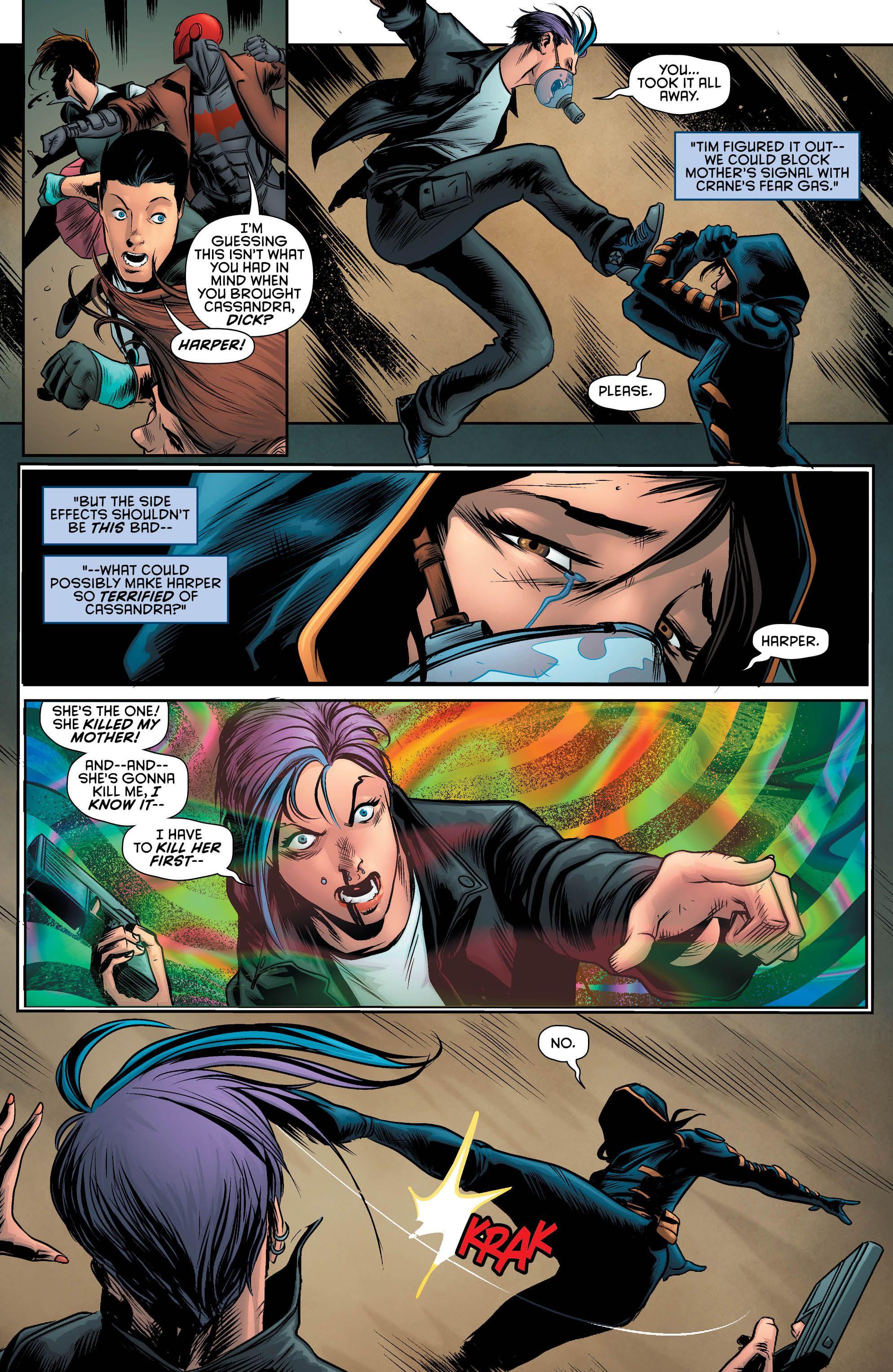 Batman And Robin Eternal 20 Page 4 Comics Batman Batman Robin