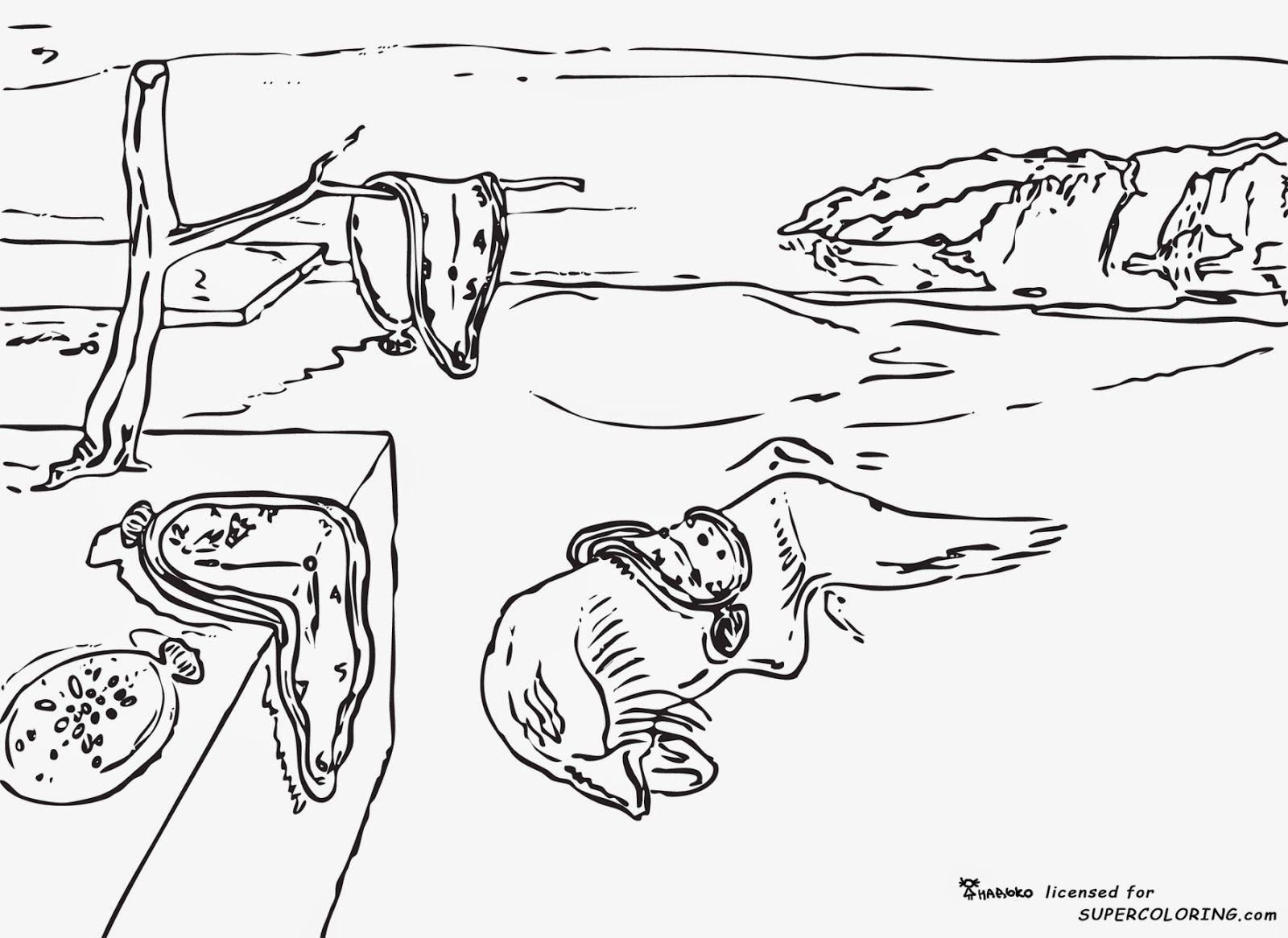 Pintores Famosos: Dalí Para Niños. Puzzles, Cuadros Para