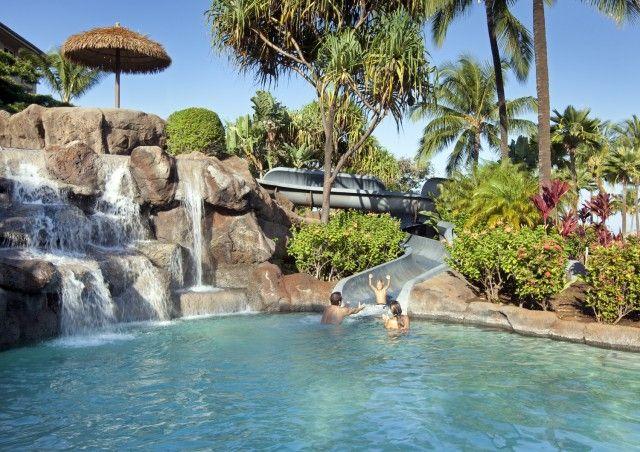 Water Fun At The Westin Kaanapali Ocean Resort Villas Ka Anapali Beach Ociation