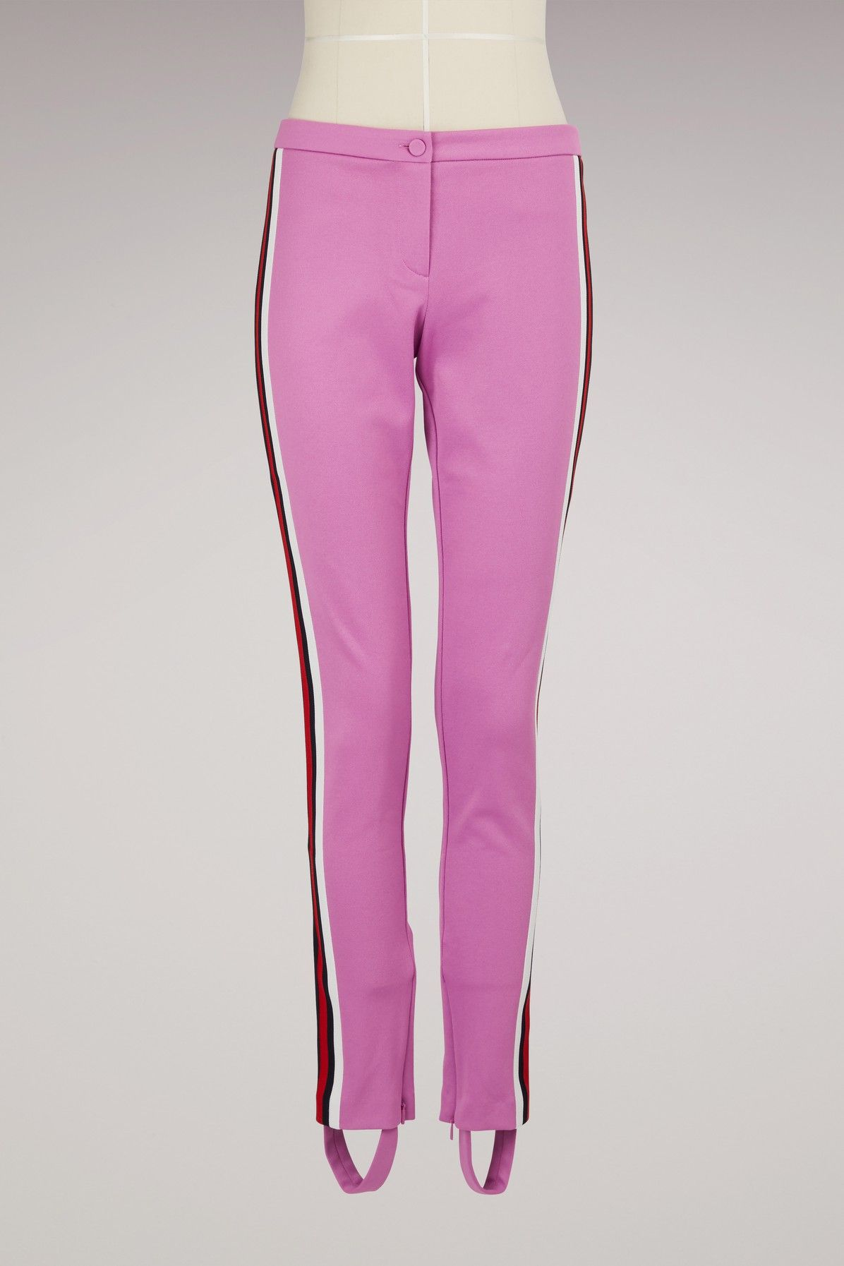a922df73159 GUCCI Jersey stirrup legging with Web.  gucci  cloth