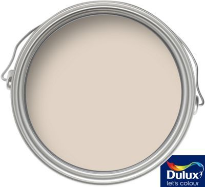 Dulux Once Natural Hessian Matt Emulsion Paint 5l In