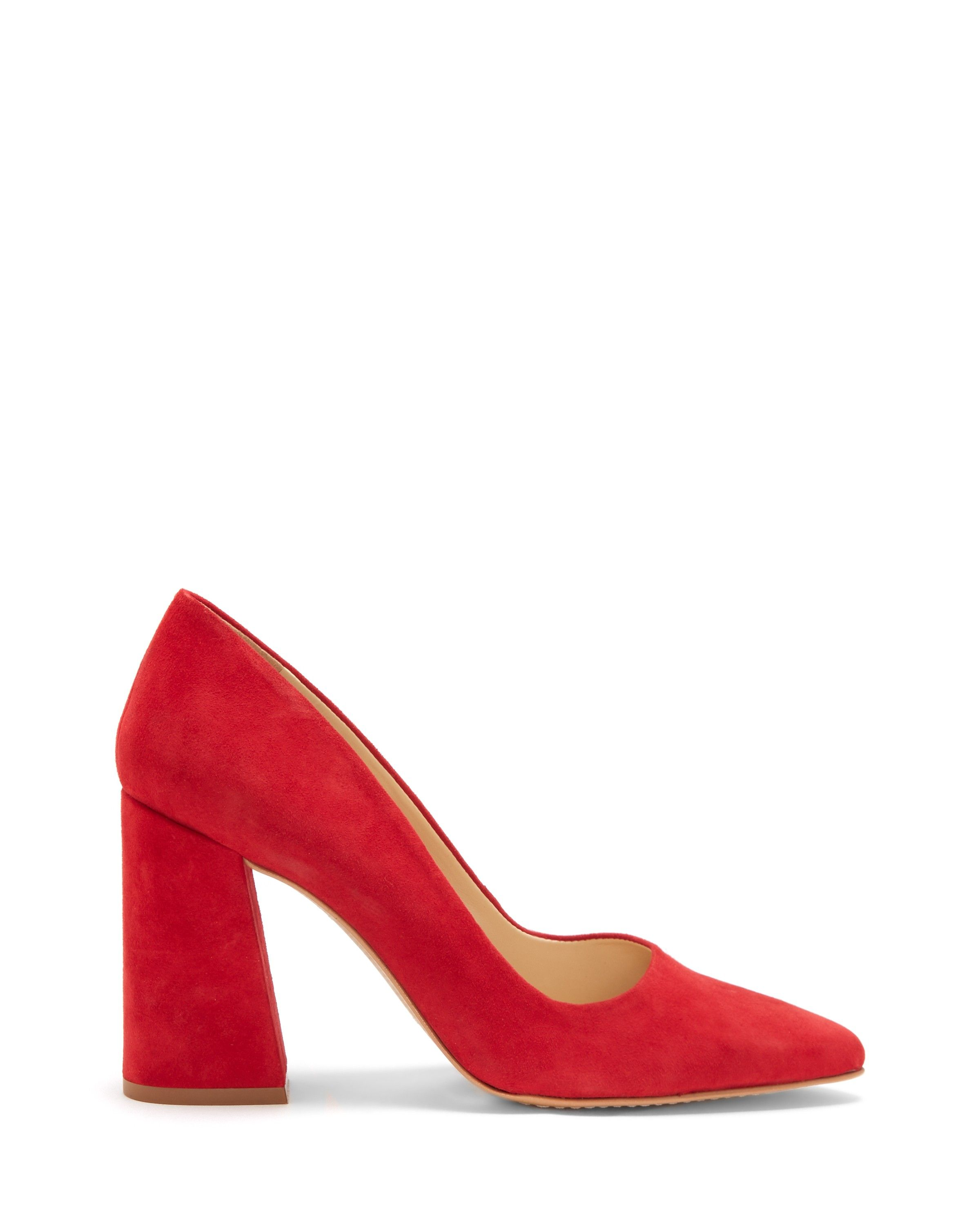8dfb0b307 VINCE CAMUTO Vince Camuto Talise – Block-heel Pump. #vincecamuto #shoes #