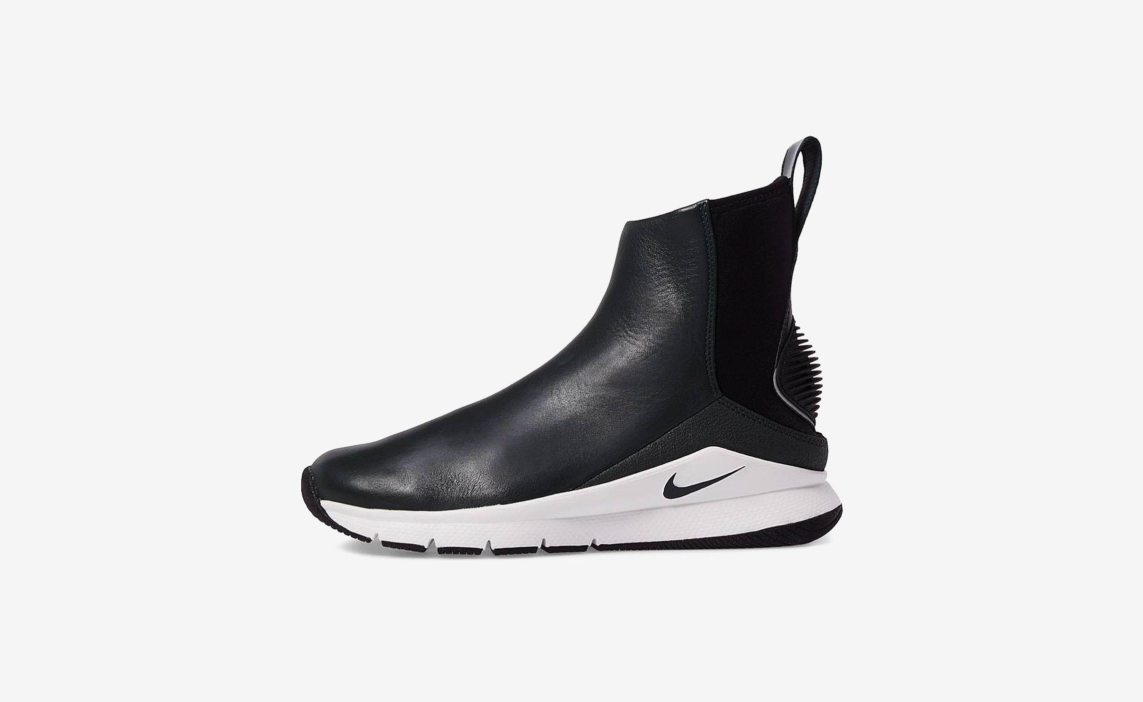 Women's Nike Rivah High Premium Waterproof Sneaker Boot It's ...