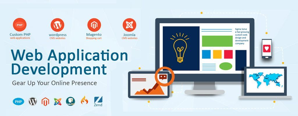 At Adroitinfosystem As A Web Application Development Company Noida We Have Techni Web Development Design Web Application Development App Development Companies