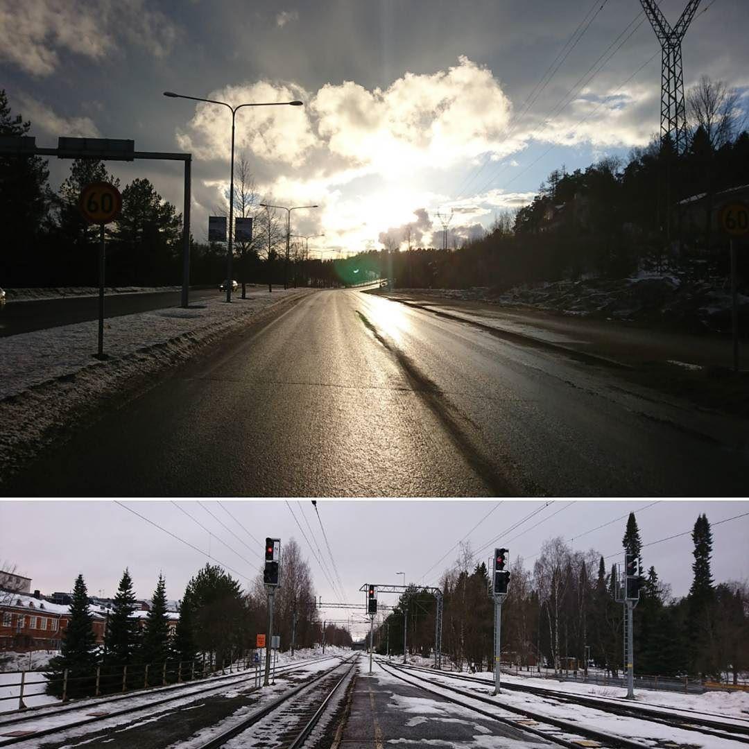 Kevään seurakuntakierros 1 - Kuopio
