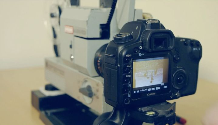 Easy conversion of your old 8mm film to digital with the