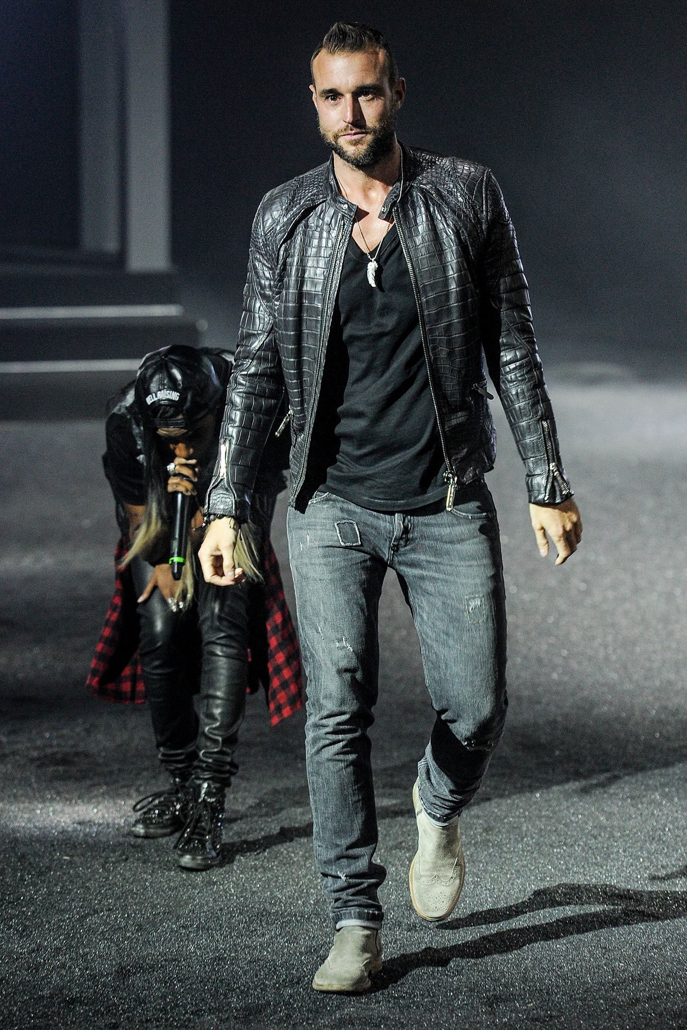 Philipp Plein Fall 2014 Menswear Fashion Show Style Men Man Style And Men 39 S Fashion