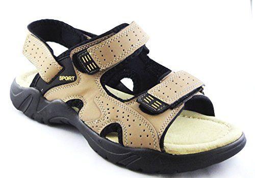 Norn Herren Sandalette Trekking Sandale gr.42-48 in 3 Farben -JK08/09
