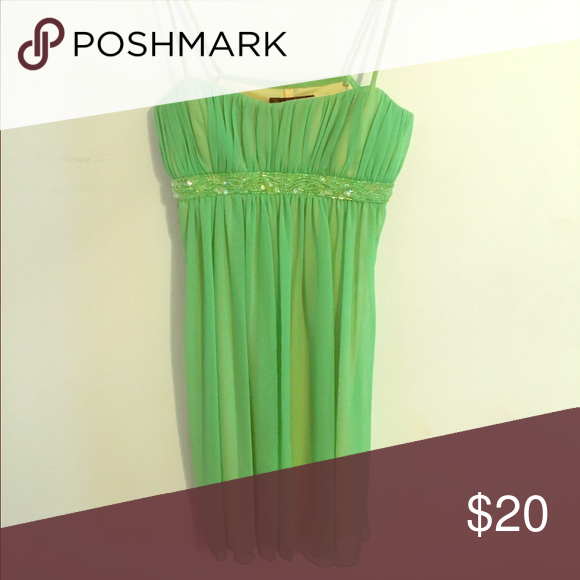 Light Green Semi Formal Dress Semi Formal Dresses Formal And