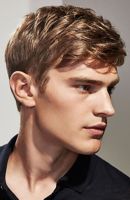 Great ... Men Including Short Blunt Fringes And Longer, Wavy Styles. Seitliche  Ponypartie Für Smarten Typpen