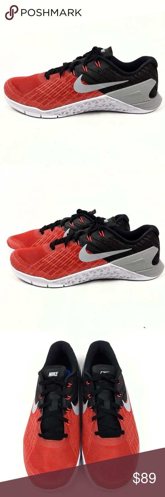 Nike Metcon 3 Training-Gewichtheberschuhe Gr. 7.5 Nike Metcon 3 Training-Gewichtheberschuhe Farbe: U...