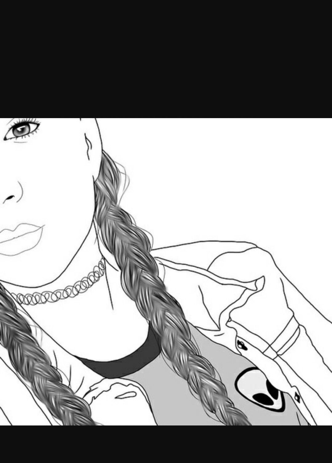 Pin By D Emma On Swag Tumblr Outline Tumblr Drawings