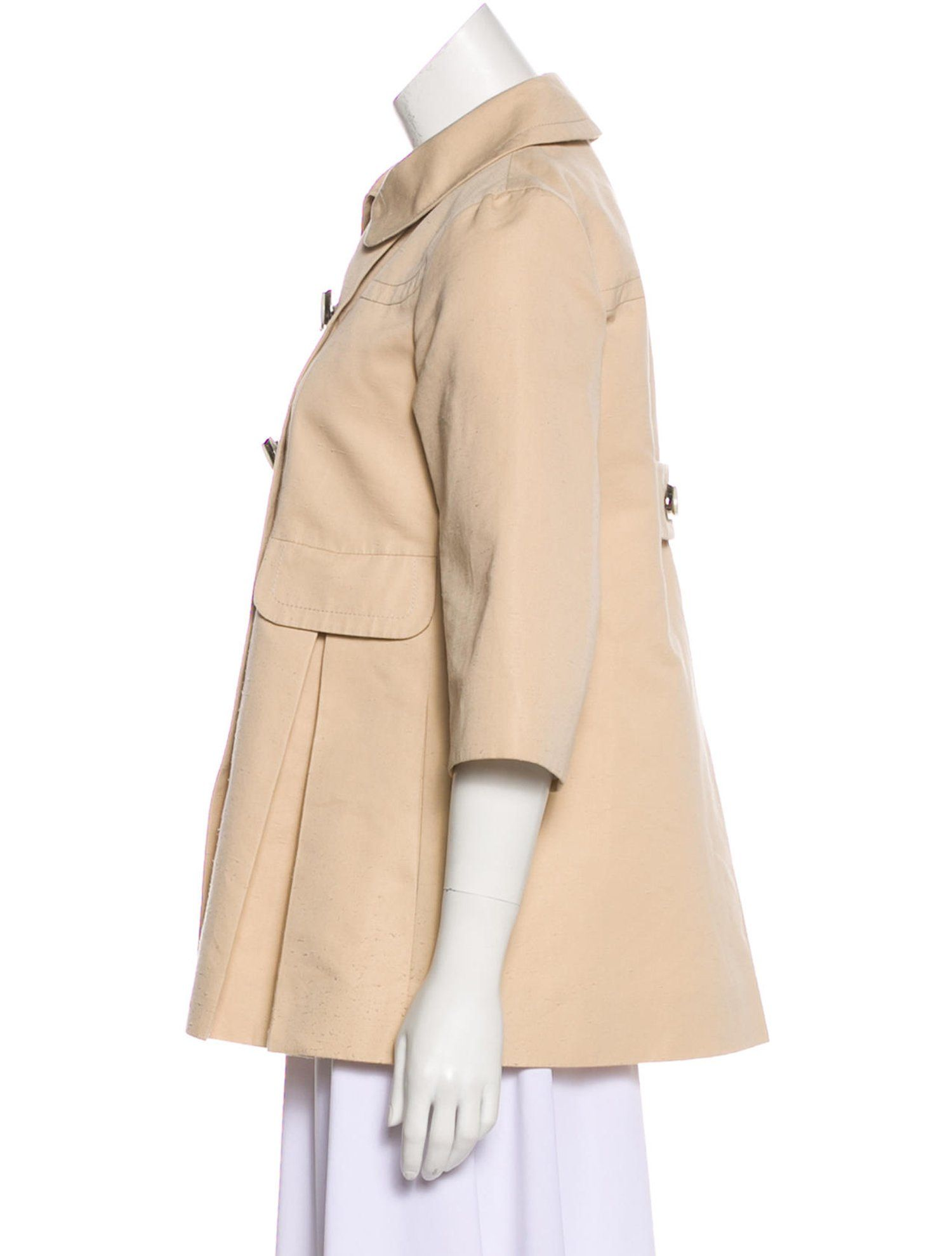 380a7e72a Double-Breasted Casual Jacket in 2019
