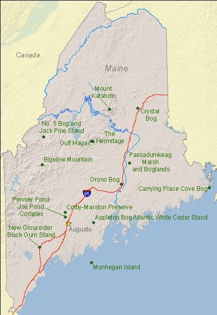 Pin by Betsy Murphy on Landmarks | State map, National parks, Map