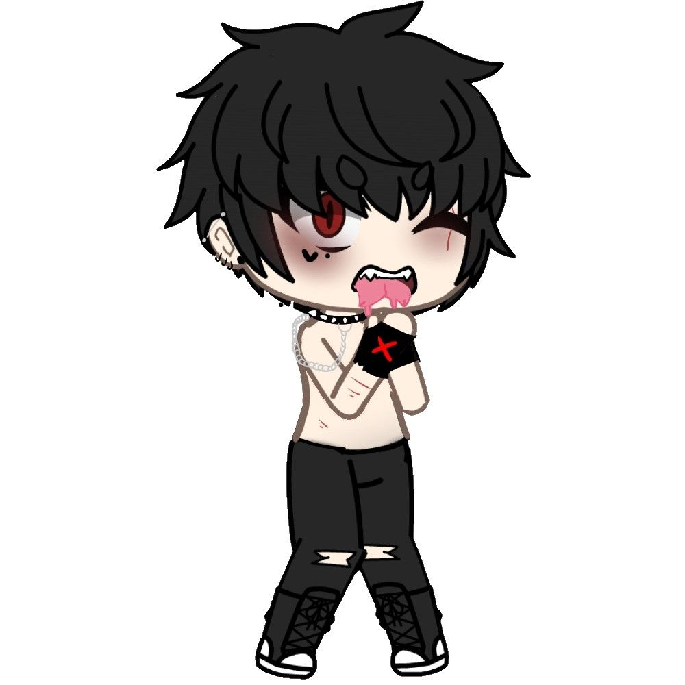 Pin by connie b on gacha edits character design anime