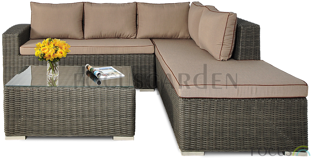 Naroznik Marco Kanapa Meble Rattanowe Technorattan 5414945895 Oficjalne Archiwum Allegro Outdoor Sectional Sectional Sofa Furniture