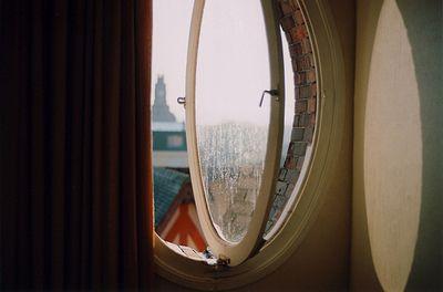 circle window love