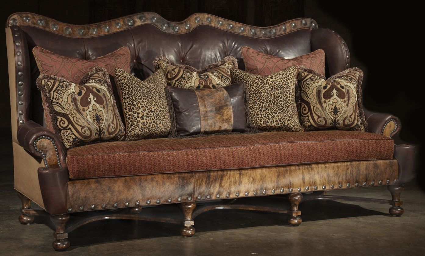 High End Couches Western Home Decor Furniture Upholstery