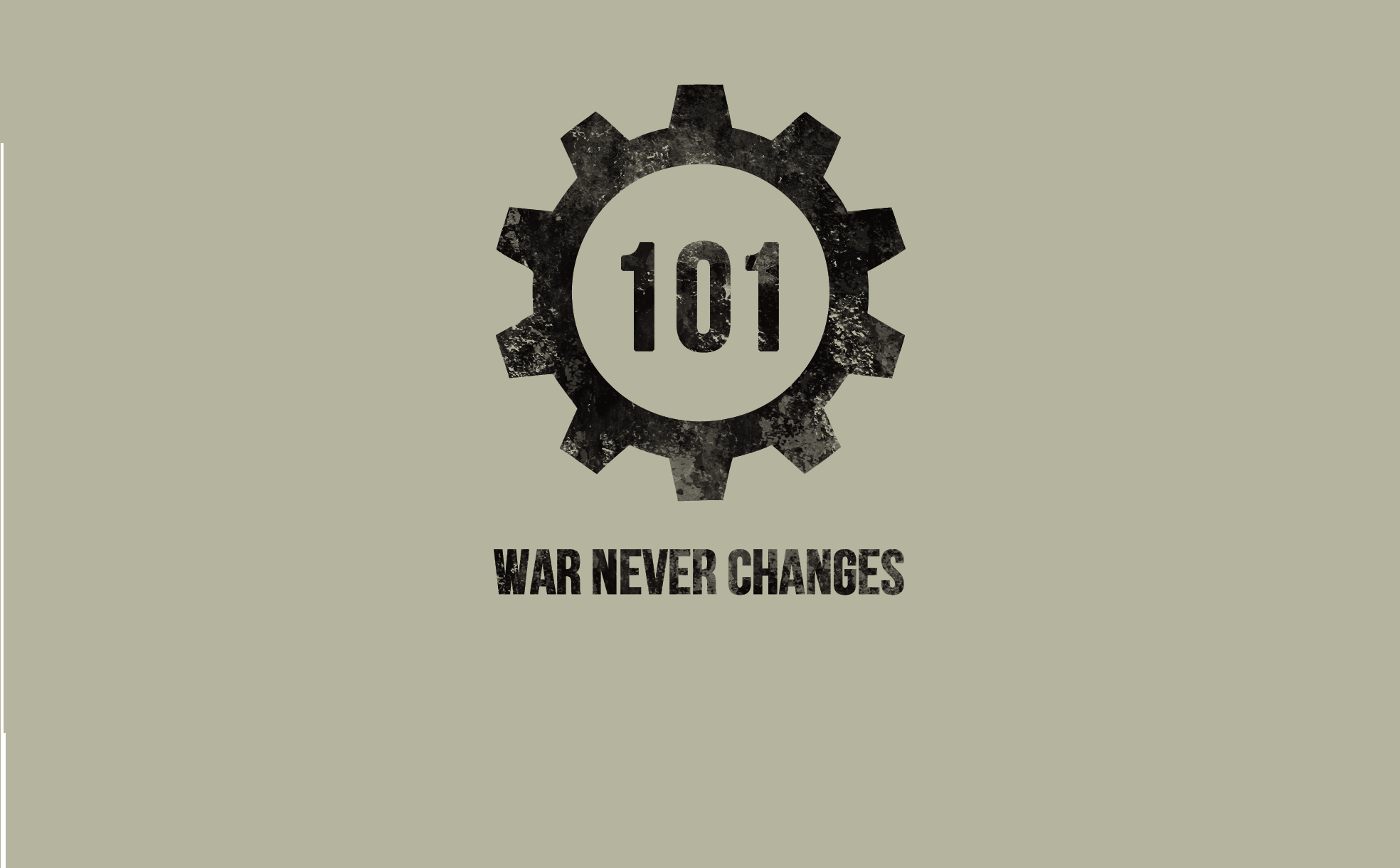 A Smashing Collection Of Wallpapers Fallout Tattoo Nerdy Wallpaper Never Change
