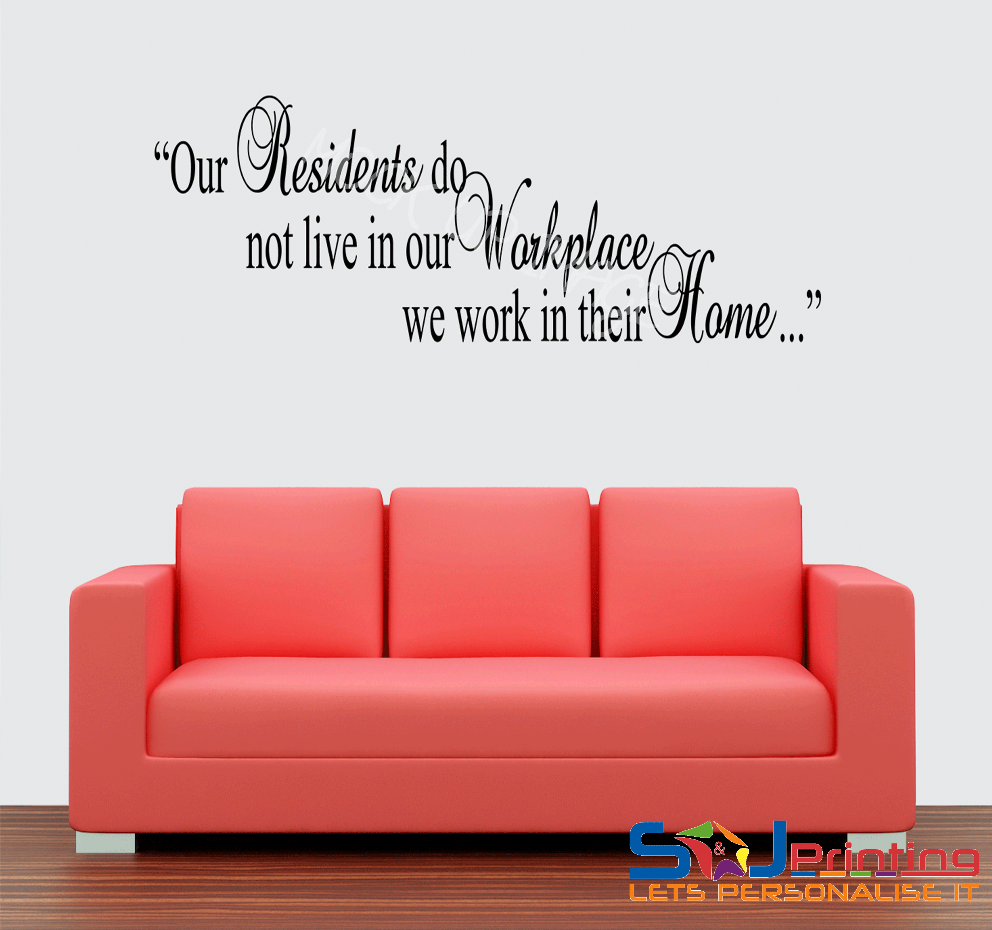 Our Residents… Wall Decal | work | Pinterest | Wall decals
