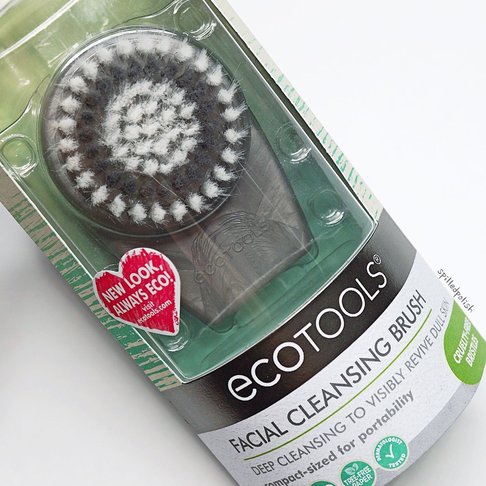 EcoTools Facial Cleansing Brush Review Facial cleansing