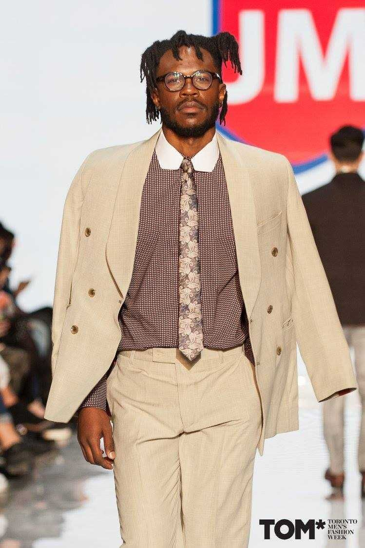 Jmtrends springsummer toronto fashion week male fashion