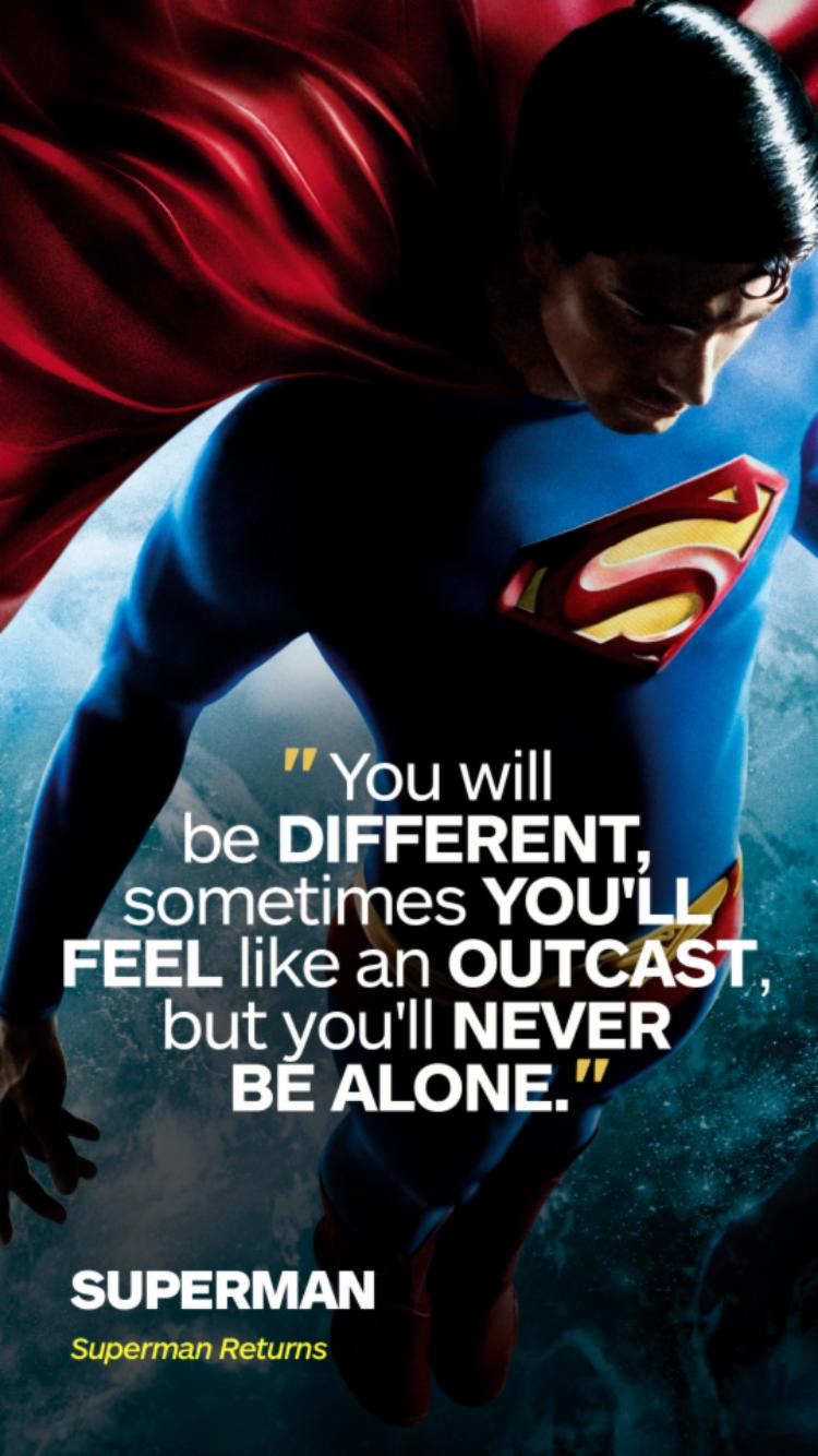 Wonder Quote Wallpapers The Movie Superman Returns Superman Super