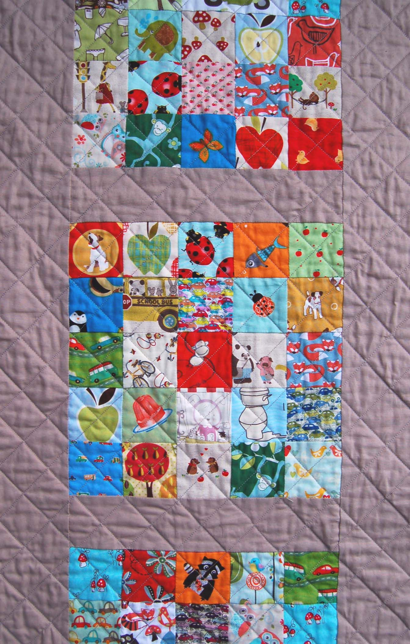 Modern Eye Spy Quilt Sewing And Patterns Quilts Modern Quilt