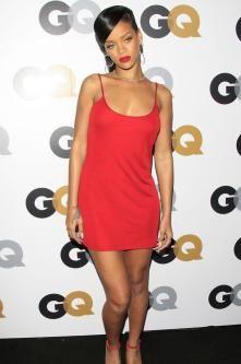 Rihanna's simple Calvin Klein dress most definitely left us envious