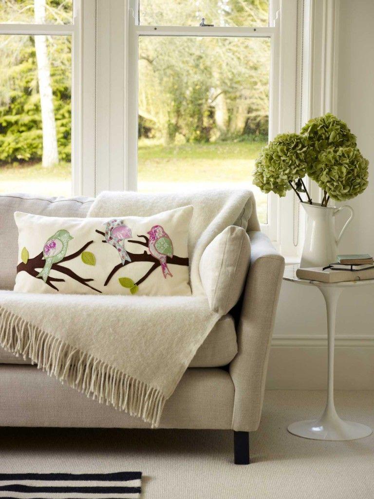 How to make bird applique cushions applique cushions bird