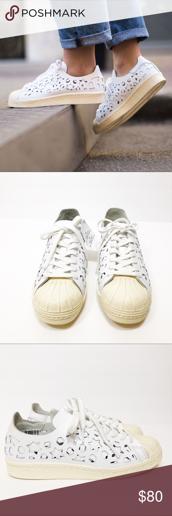 Adidas superstar 80s, Shoes sneakers adidas
