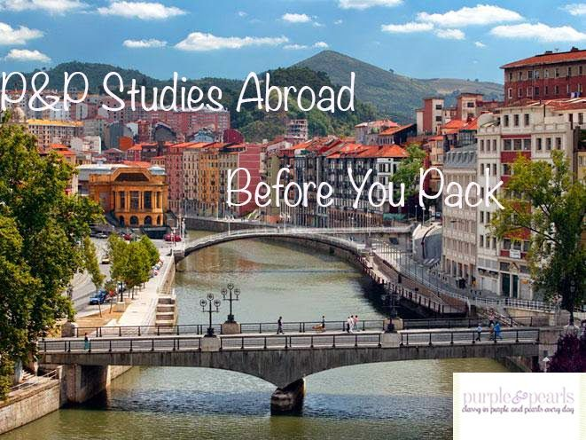Purple and Pearls : P&P Studies Abroad