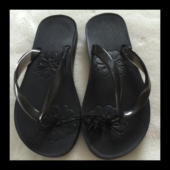 d371a1266f73 Grendene Brazilian Sandals Brazilian Black Jelly Flip Flops made of the  finest materials and quality. Size 7 US. These are new never used.