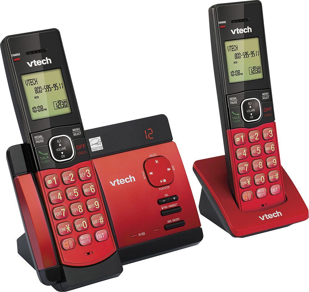 CS5129-26 DECT 6.0 Expandable Cordless Phone