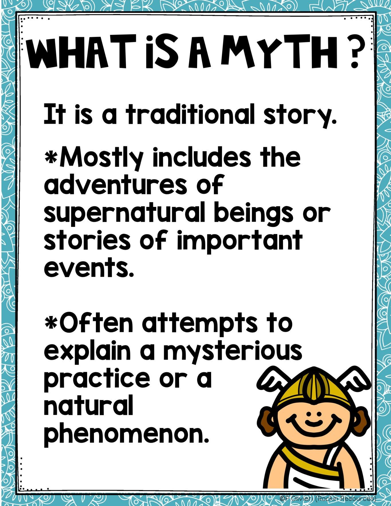 A Step By Step Approach To Teaching Mythological Allusions
