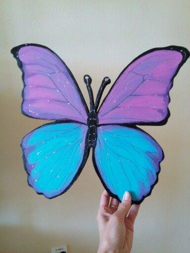 butterfly, 3D butterfy